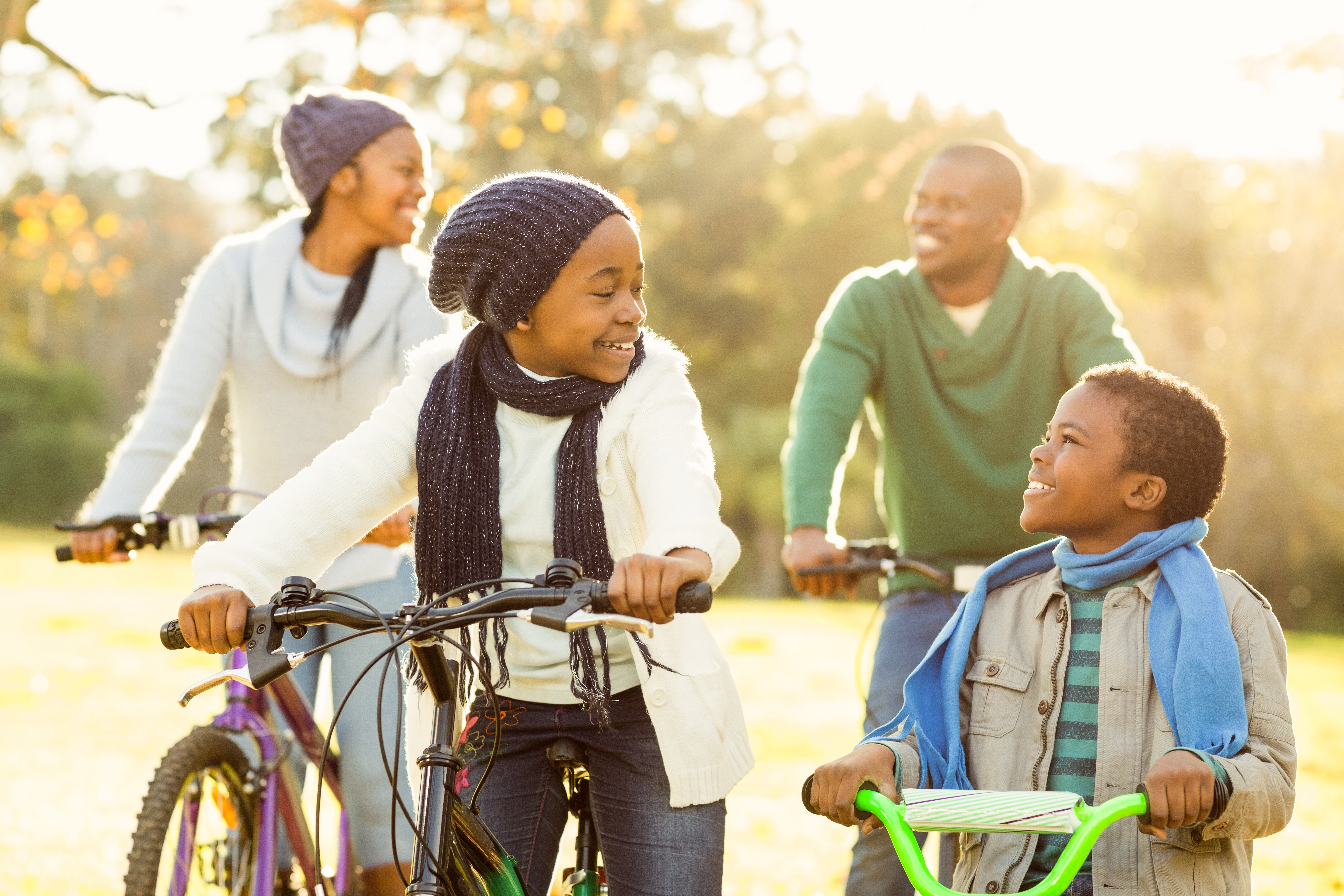 black family activities choice image