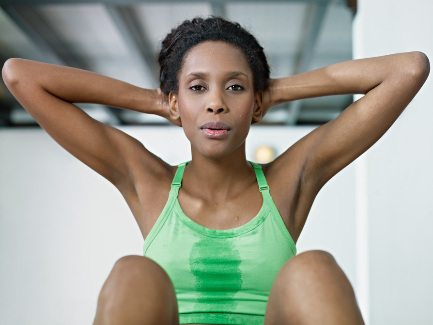 6 exercises that will make you sweat