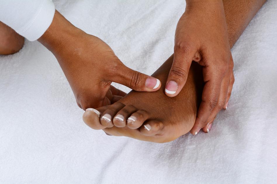 Black girls feet pics