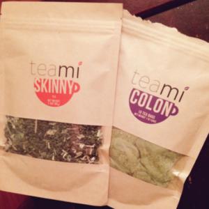 Detox Tea - SKinny and colon