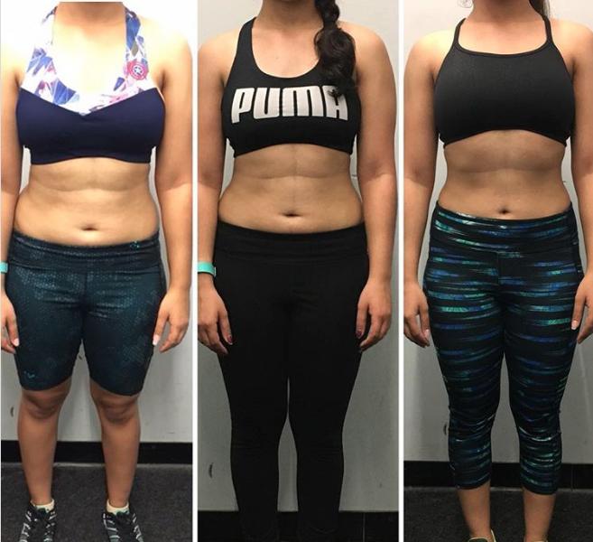 fitness journey transformation process
